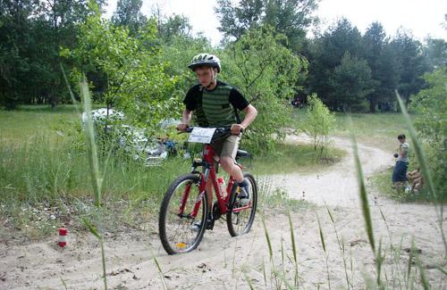 Велосипедисти Полтавщини показали свій рівень