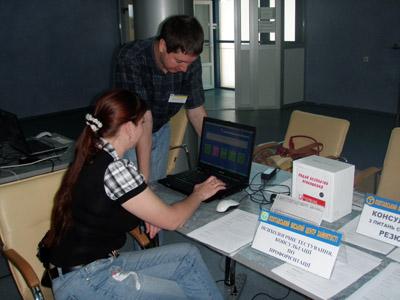 Щоб визначитися, у якій сфері краще шукати роботу, можна було пройти профорієнтаційне тестування