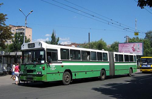 У Полтаві зникнуть автобуси «УМАК»