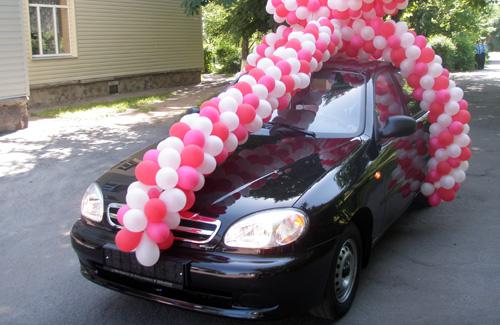 Подароване авто