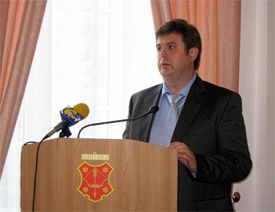 Прокурор Полтави Андрій Миронов