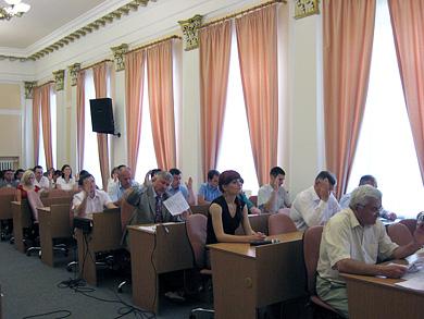 Полтавські депутати відхилили протест прокурора щодо незаконного будівництва хлібозаводу