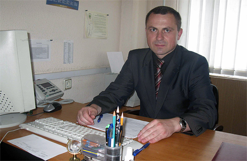 Микола Гарькавенко