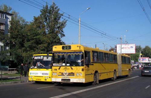 1,50 грн. — майбутня вартість проїзду в 65% полтавських автобусів