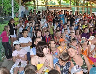 У Полтаві розпочали сезон літніх таборів