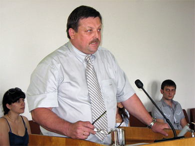 Сергій Аранчій