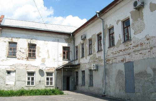 Приміщення територіального управління державної судової адміністрації України в Полтавській області