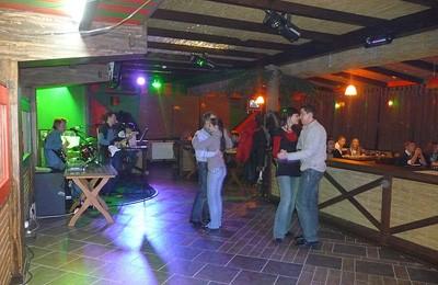 Танцуем блюз в «Вилле Крокодила»