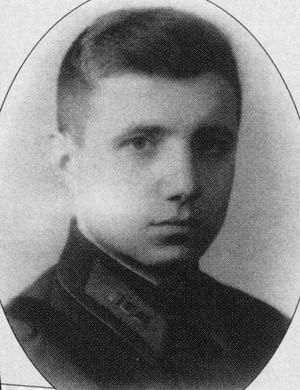 Григорий Григоренко в начале войны