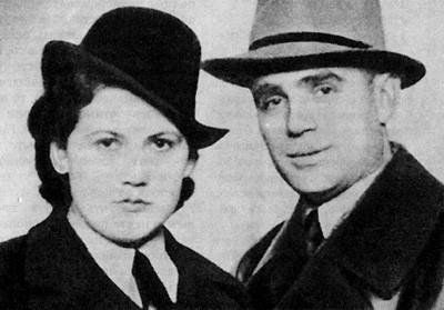 Шпионы-супруги Таврин и Шилова