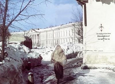 Окупована Полтава