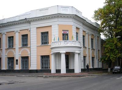 У часи Другої світової війни у школі №10 працював відділок гестапо