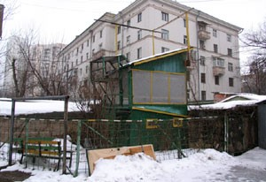 Улица Полтавская в Москве