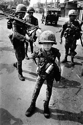 Південнов'єтнамський боєць