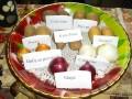 На виставці були також представлені різні сорти городини: картоплі, цибулі, винограду