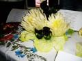 Квіти з овочів (карвінг — мистецтво з Таїланду)