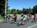 Покататься с мэром на велосипеде можно далеко не каждый день