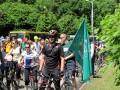 Завершение велопробега по «кольцу»
