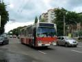 Scania на маршруте «Полтава — Судиивка». УМАК на этом маршруте работал всего пять дней.