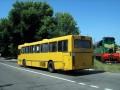 DAB/Scania 33-го маршрута на ул. Яковчанской