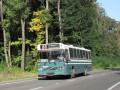 «Агония» УМАКа. В сентябре 2011 года три бывших УМАКовских автобуса вышли на маршруты, однако их эксплуатация, скорее всего, оказалась нерентабельной.
