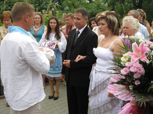 Вітання із 20 тою річницею шлюбу