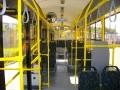 Салон тролейбуса «Богдан Т701.10»