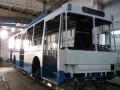 ЮМЗ Т2 №77 у процесі капітального ремонту