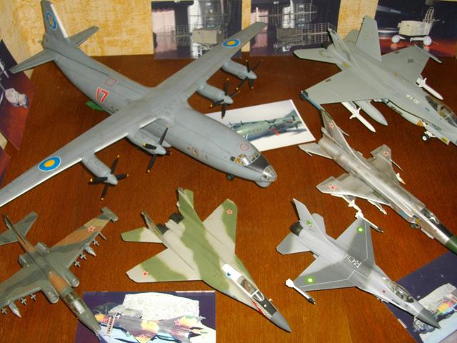 Полтава також має військово-авіаційну історію