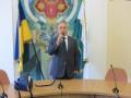 Первый выход Александра Федоровича к учасникам акции: до бегства остались считанные минуты