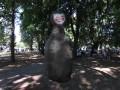 Ось цю ляльку уявляли Януковичем і Путіним і нещадно били