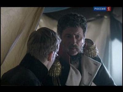 Валерий Соловьев роли Паскевича