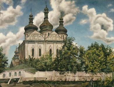 Собор Святого духа. Ромны
