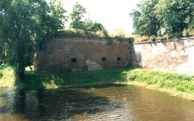 Филипп - один из бастионов крепости Кюстрин