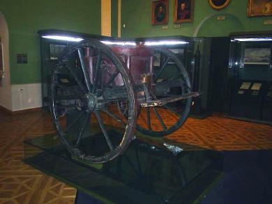 Походная кухня из обоза Наполеона, отбита в 1812 году