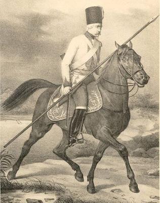 Солдат пикинерского полка