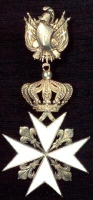 Св. Иоанна Иерусалимского - Мальтийский крест