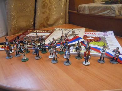 В Полтаве вспомнили героев Отечественной войны 1812 года