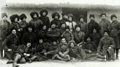 Учасники Зимового походу 1919–1920 рр.