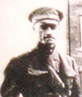 Матвій Григор'єв. 1919 р.