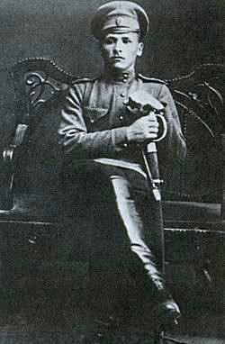 Василь Чучупак у роки Першої світової війни