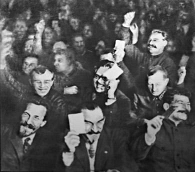 XV з'їзд ВКП(б), 1927 р.
