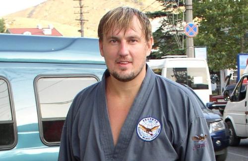 Юрій Шавиро, президент Полтавської обласної федерації тхеквондо