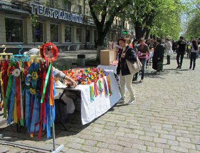 У Полтаві фінішує благодійна акція «Від серця до серця»