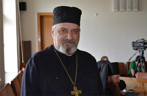 Отець Юрій Кролевський
