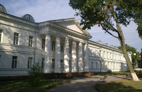 Полтавская областная клиническая больница им. Склифосовского