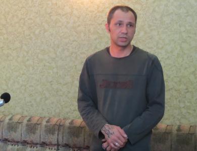 Ув'язнений Дмитро Биков