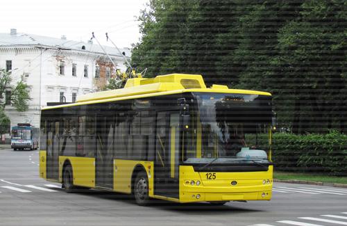 Полтавський тролейбус