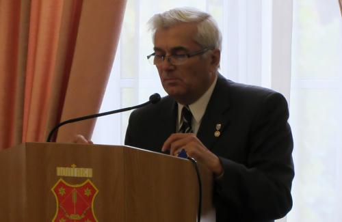 Депутат Алексей Горик