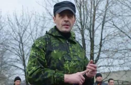Командир сепаратистов Игорь Безлер